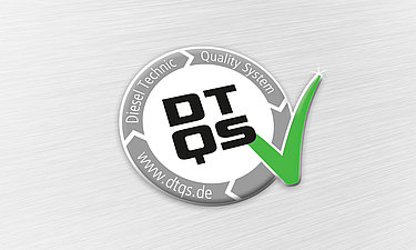 Diesel Technic Quality System