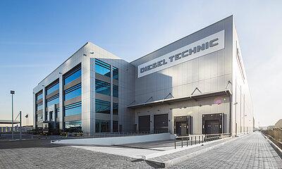 Diesel Technic (M E ) FZE - DIESEL TECHNIC